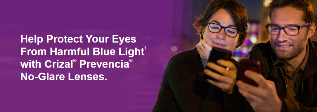 ask our eye doctor South Shore NY about blue light
